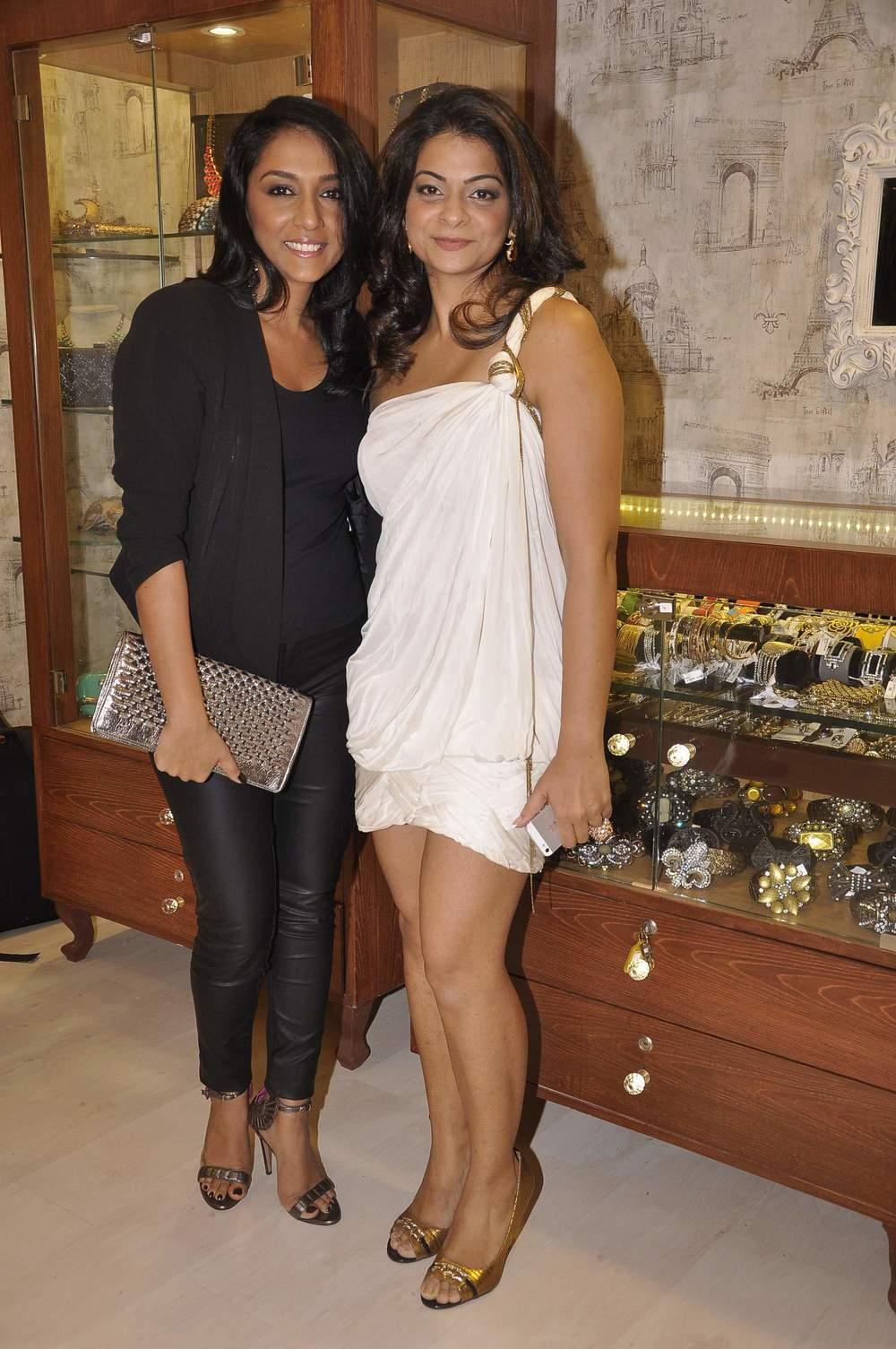 Shweta Salve and Bansri Mehta