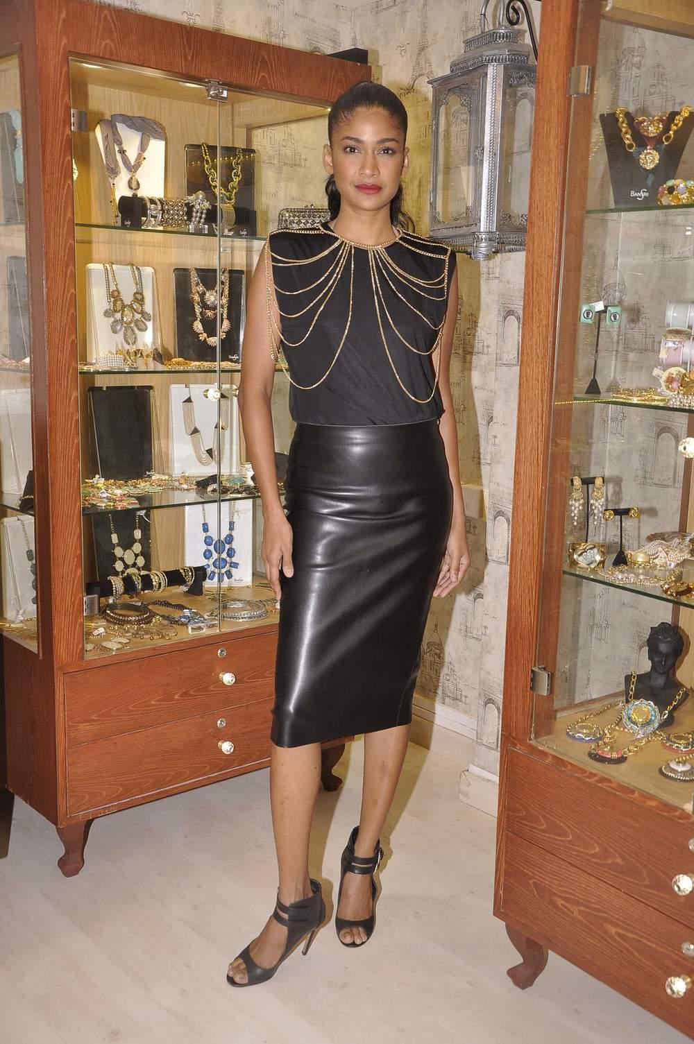 Carol Gracias in Jewels by Bansri