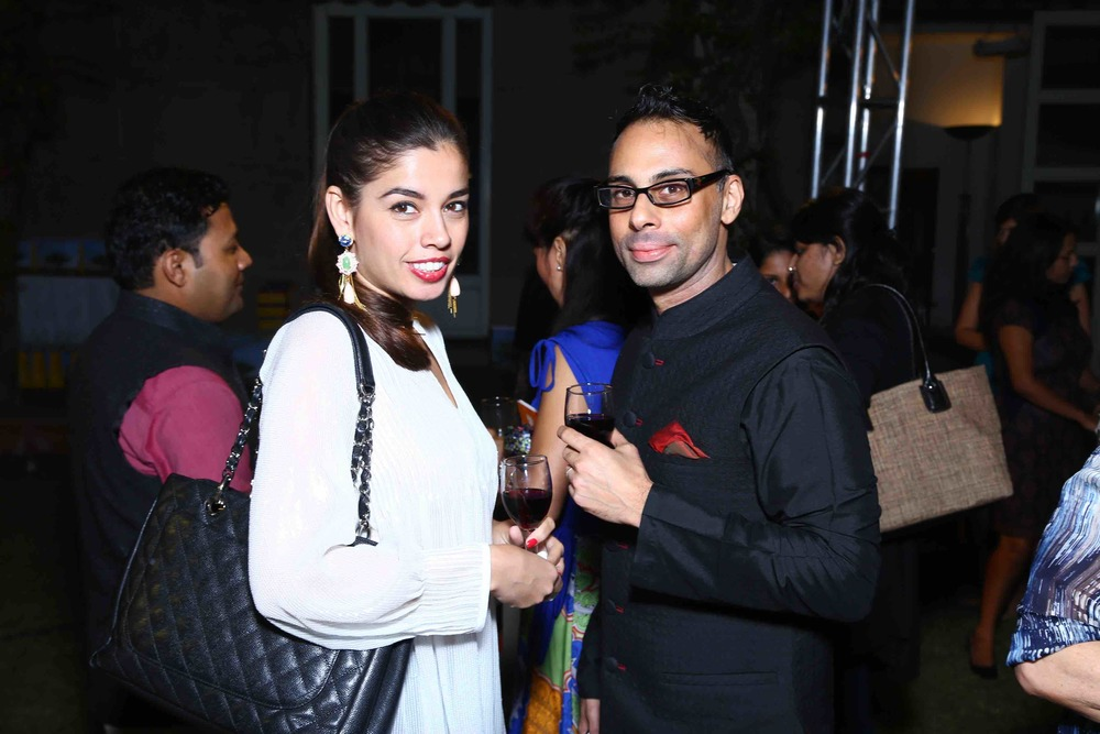 Mohini and Sanjay Guleria, Founder of Exclusively.in