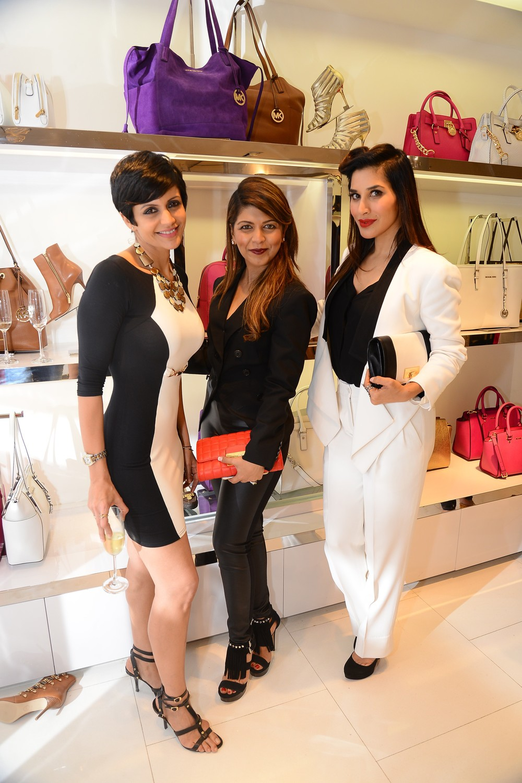 Mandira Bedi, Tanaaz Bhatia and Sophie Choudry