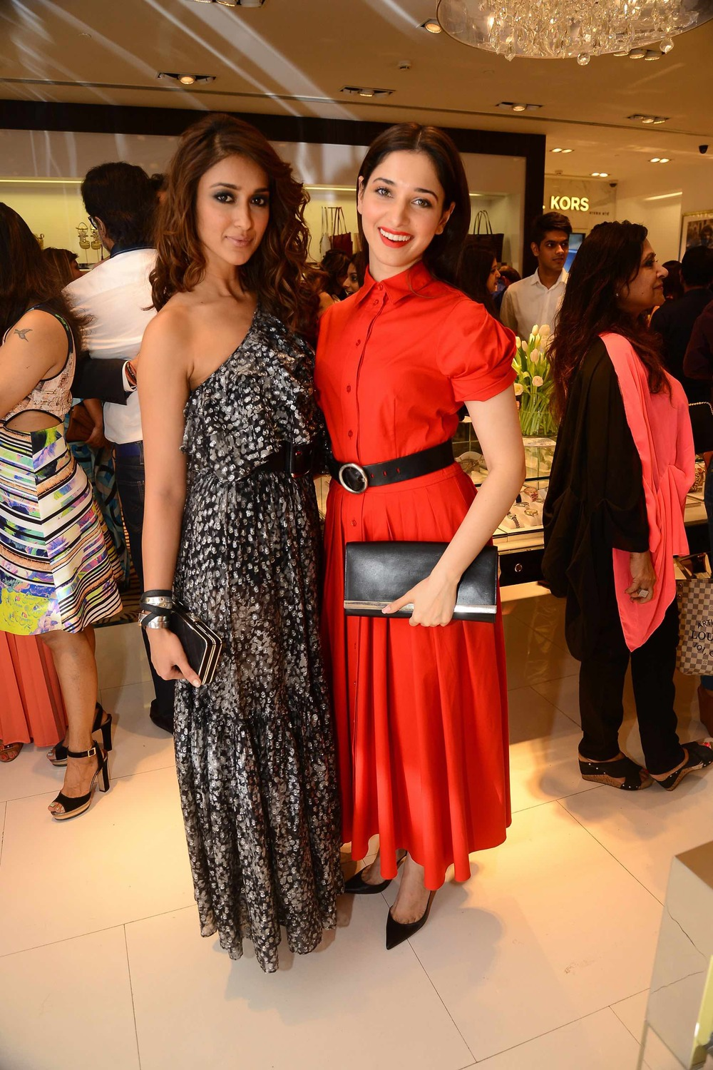 Tamannaah and Ileana D'Cruz
