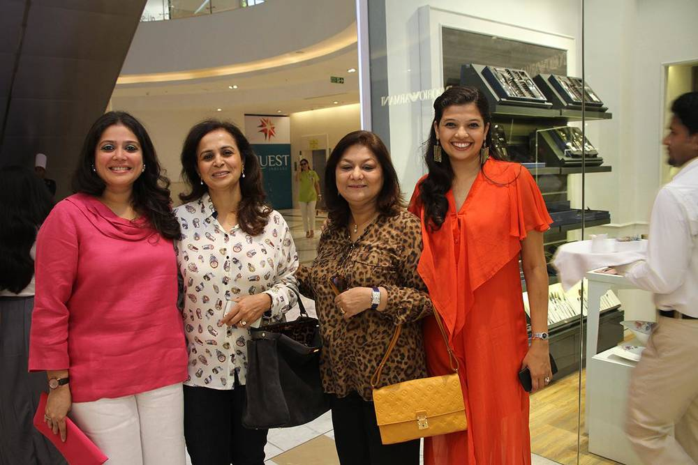 Abhilasha Sethia, Rita Punwani, Iti Dasgupta &Manjri Agarwal