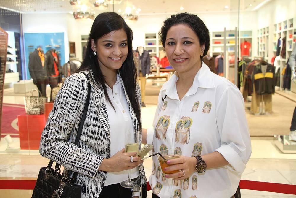 Neha Kasliwal Arya &Eina Ahluwalia