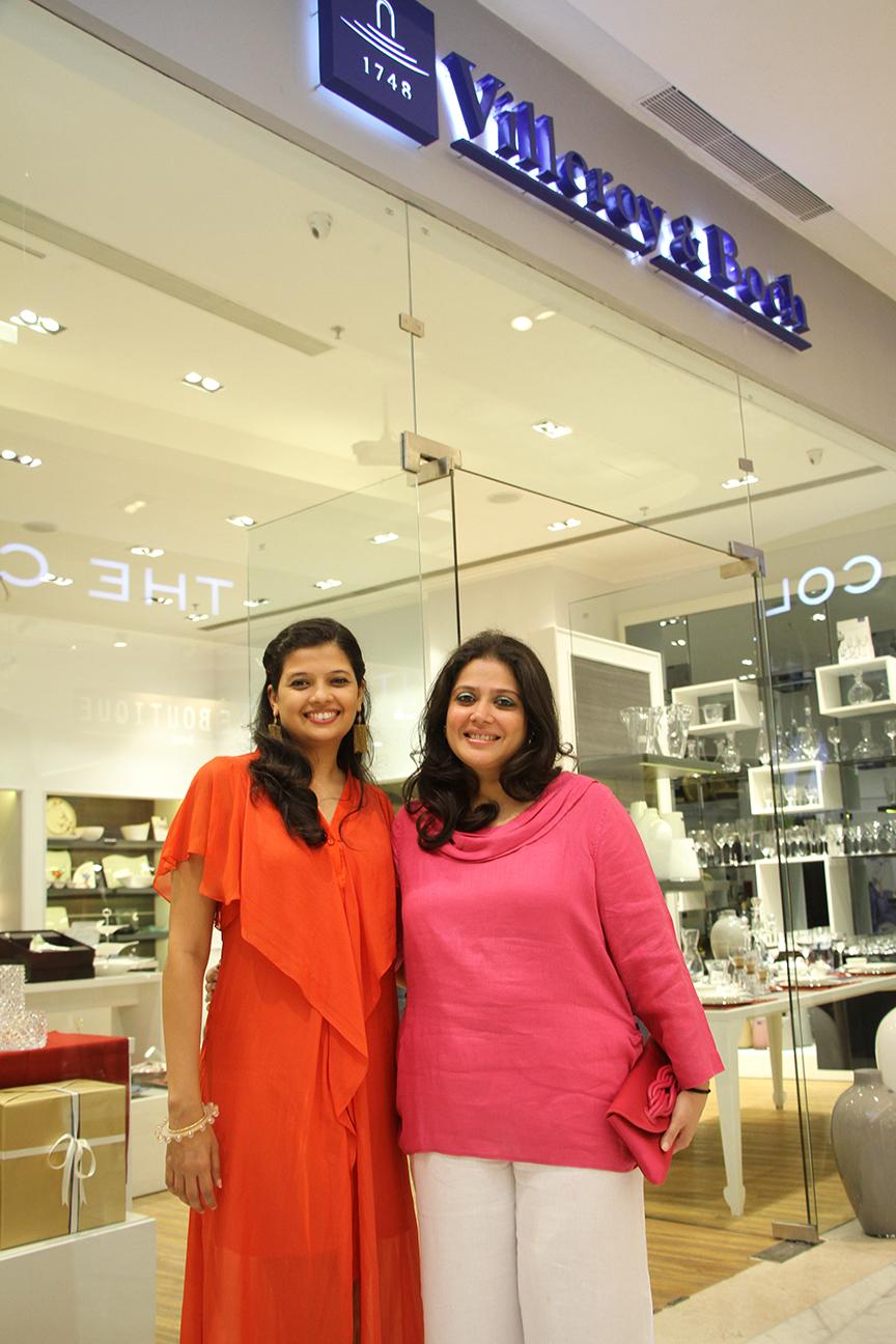 Manjri Agarwal &Abhilasha Sethia