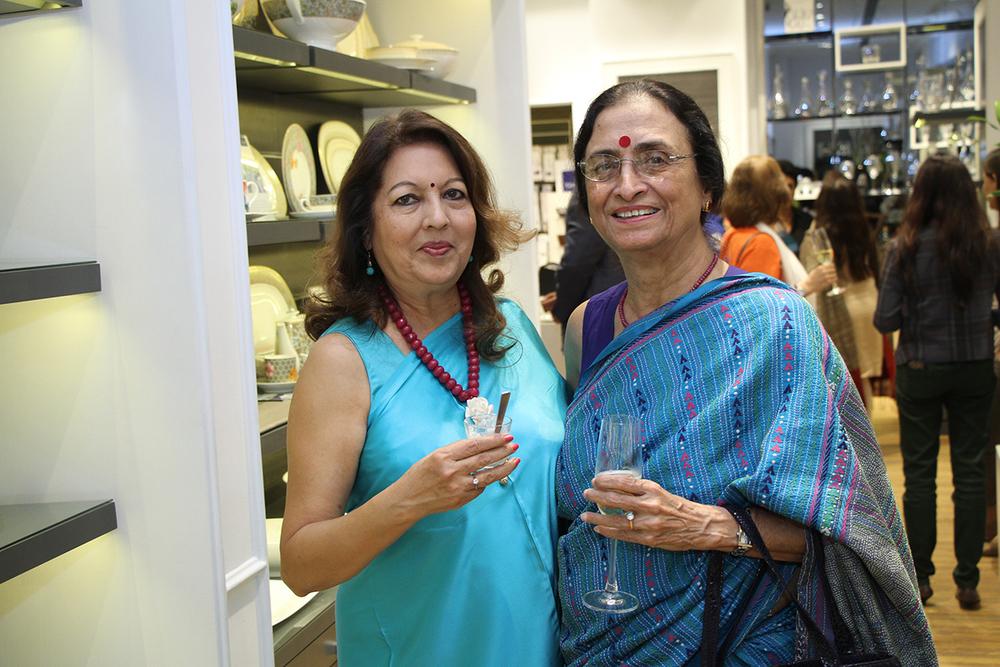 Rita Bhimani &Shyamlu Dudeja