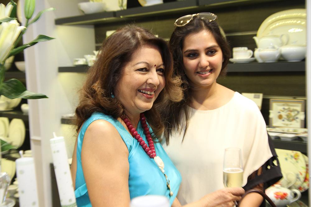 Rita Bhimani &Shraddha Murarka