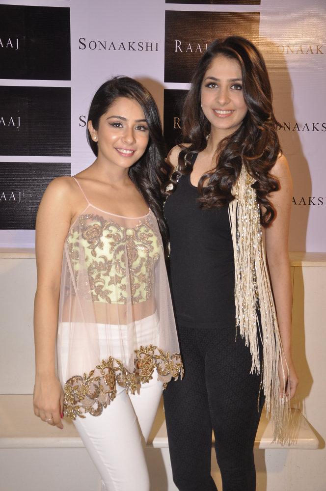 Sonaakshi & Malvika Raaj