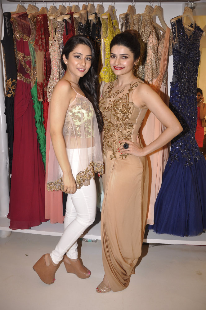 Sonaakshi Raaj and Prachi Desai