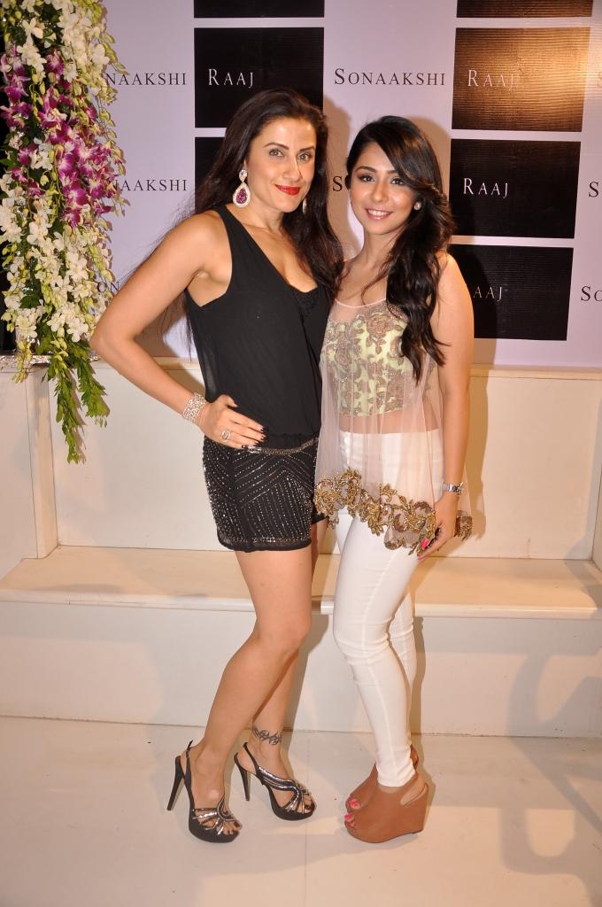 Yasmin Karachiwala and Sonaakshi Raaj