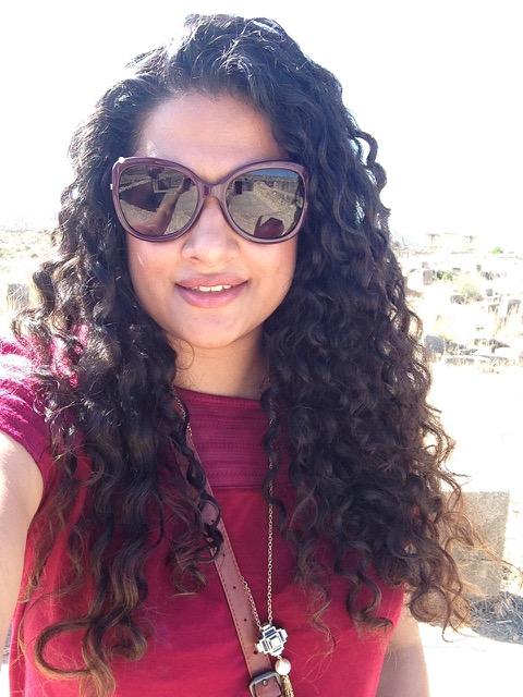 Sunglasses - Dior, Neckpiece - Isharya