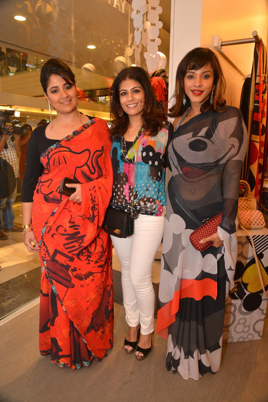Narayani Shastri, Deepika Gehani & Manasi Scott