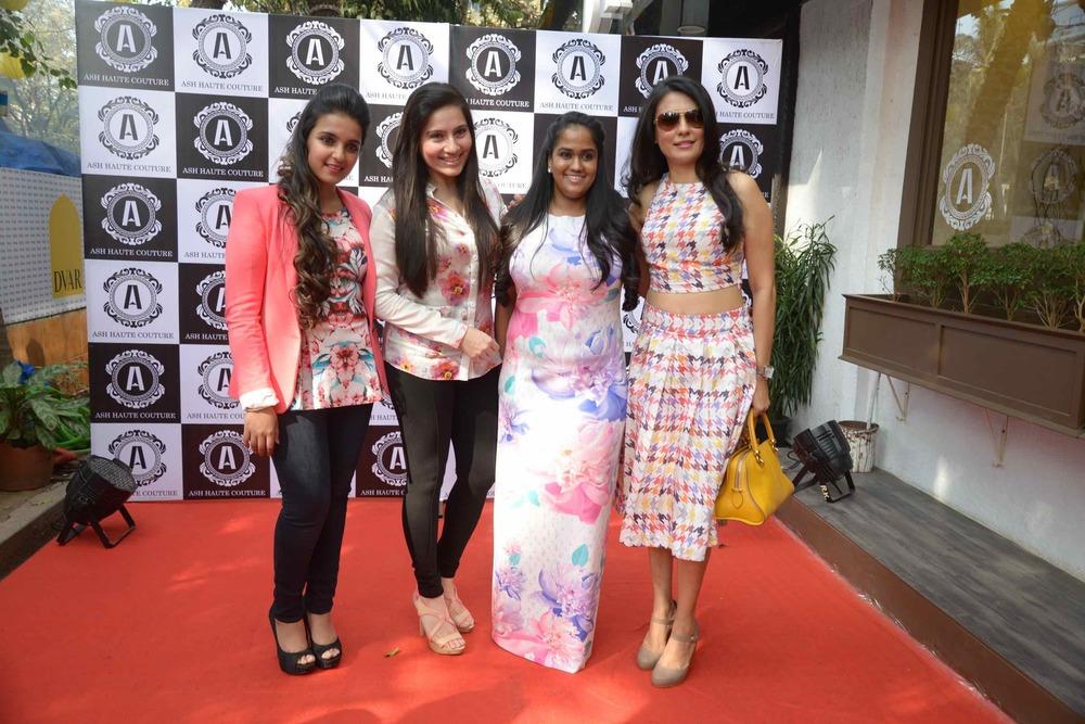 Ashna Gupta Kalra, Kanchi Kaul, Arpita Khan Sharma & Mini Mathur