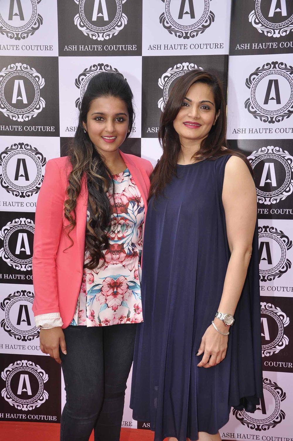 Ashna Gupta Kalra & Alvira Agnihotri