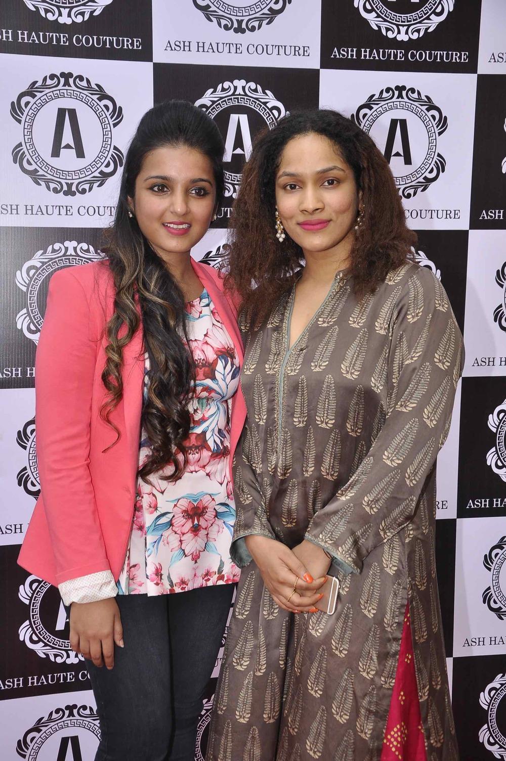 Ashna Gupta Kalra & Masaba Gupta