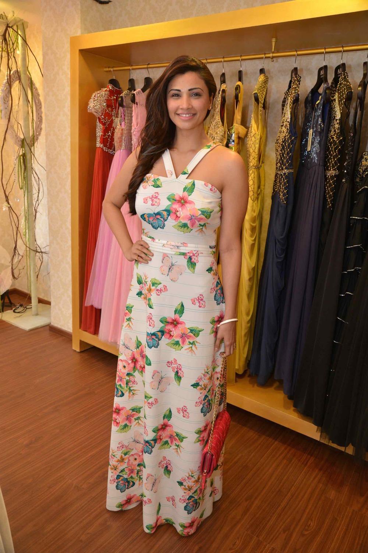 Daisy Shah in Ashna Kalra Ash Haute Couture