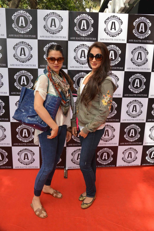 Tanya Deol & Seema Khan
