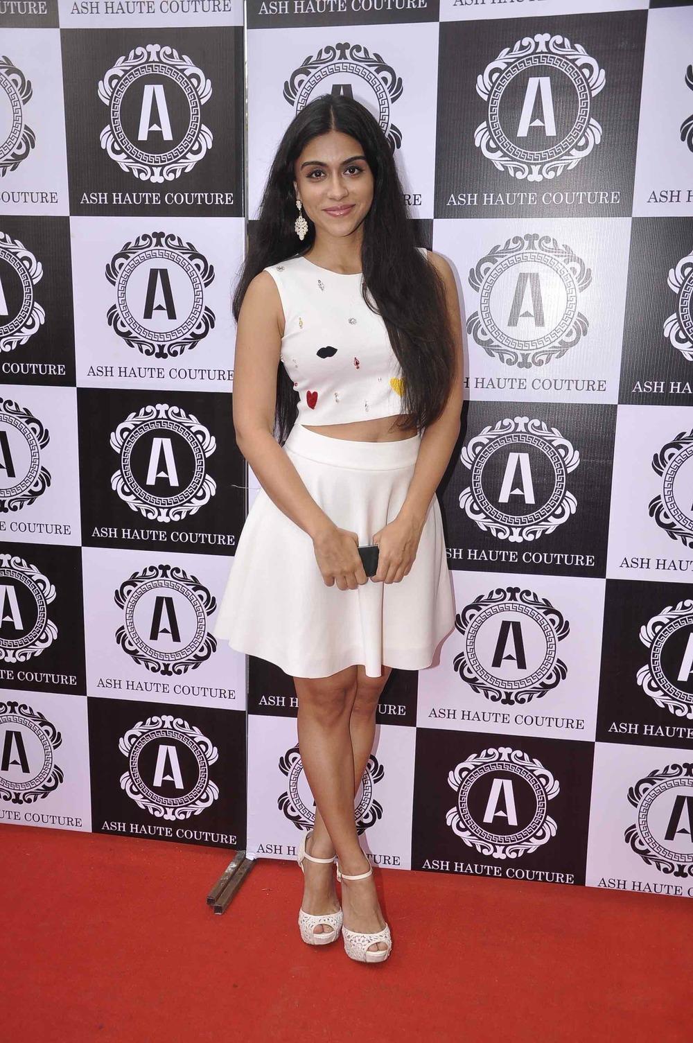 Zoa Morani in Ashna Kalra Ash Haute Couture