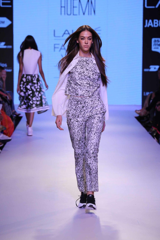 Huemn - Lakme Fashion Week Summer/Resort 2015