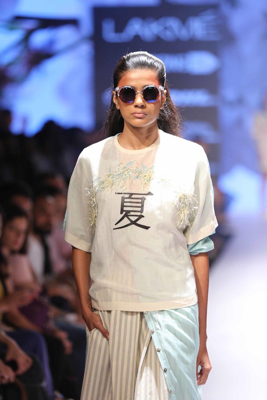 Ikai- Lakme Fashion Week Summer/Resort 2015
