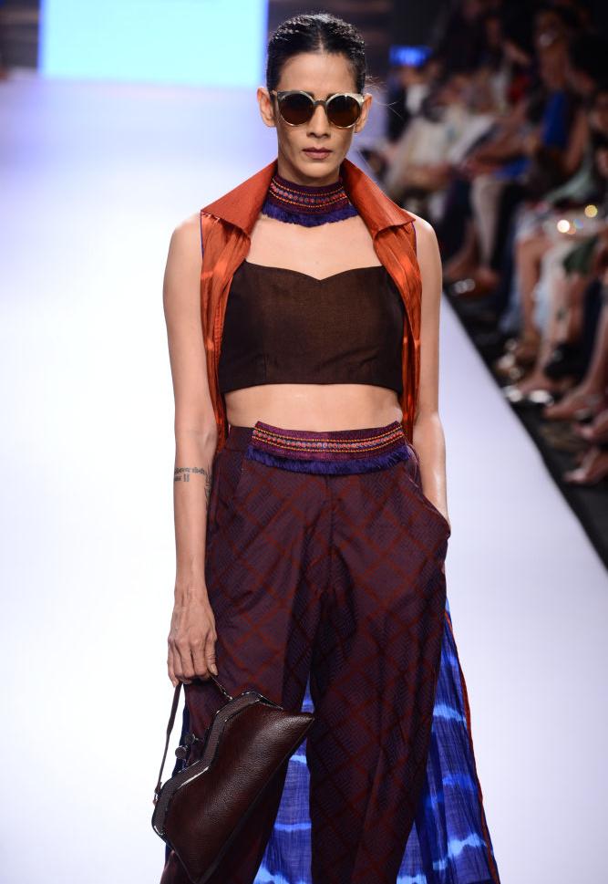 Shruti Sancheti - Lakme Fashion Week Summer/Resort 2015