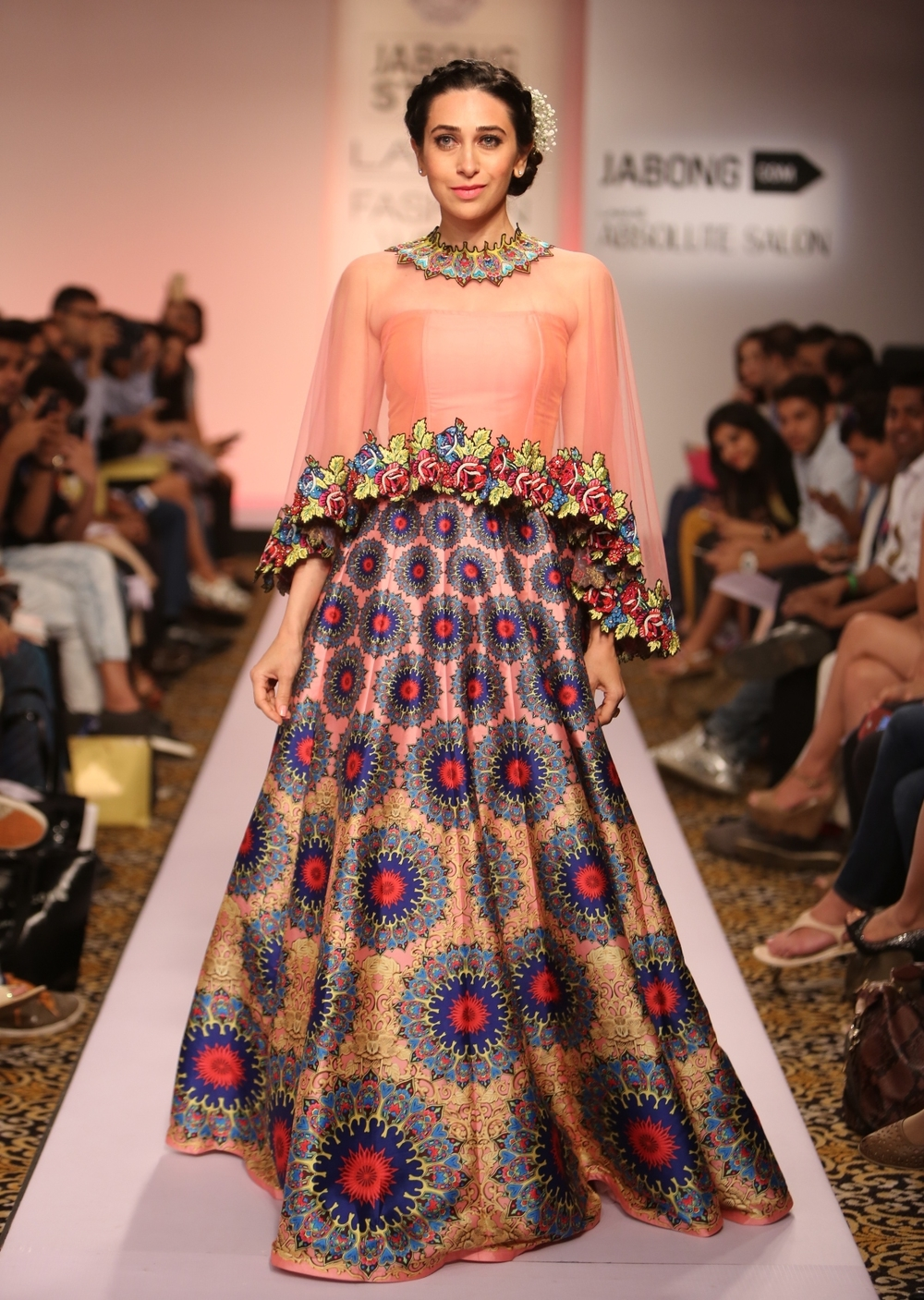 Karishma Kapoor - Neha Agarwal - Lakme Fashion Week Summer/Resort 2015