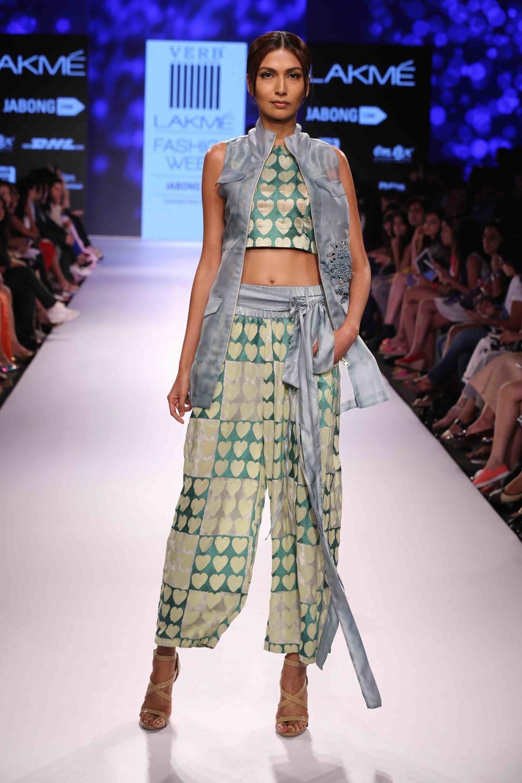 Pallavi Singhee- Lakme Fashion Week Summer/Resort 2015