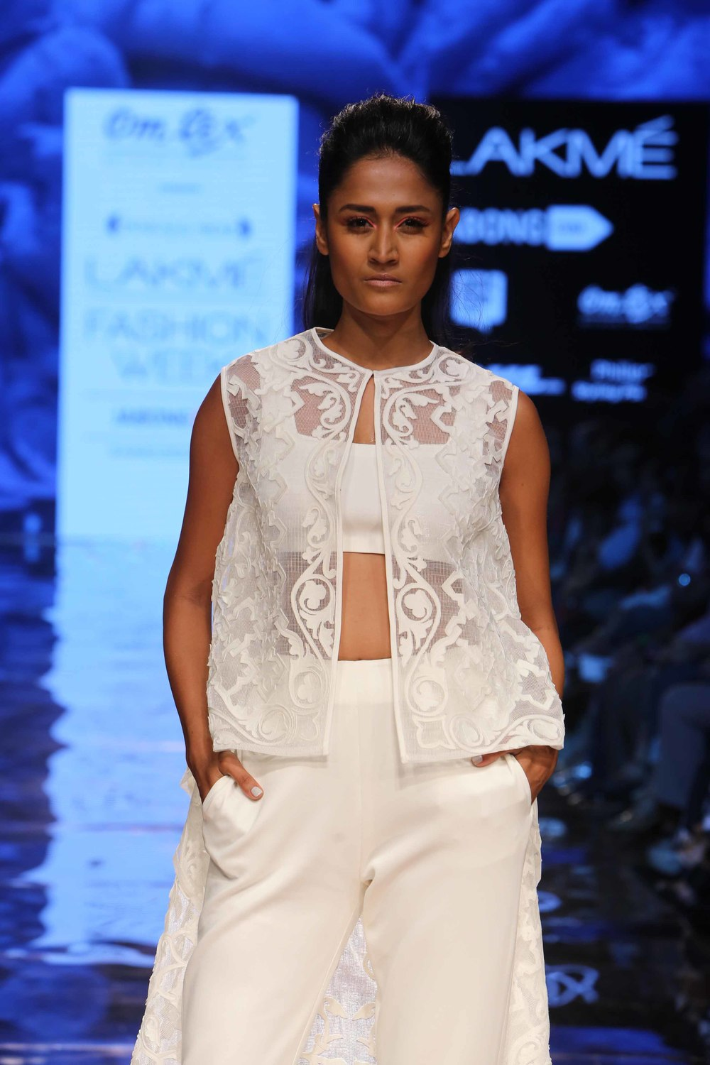 Pankaj & Nidhi  - Lakme Fashion Week Summer/Resort 2015