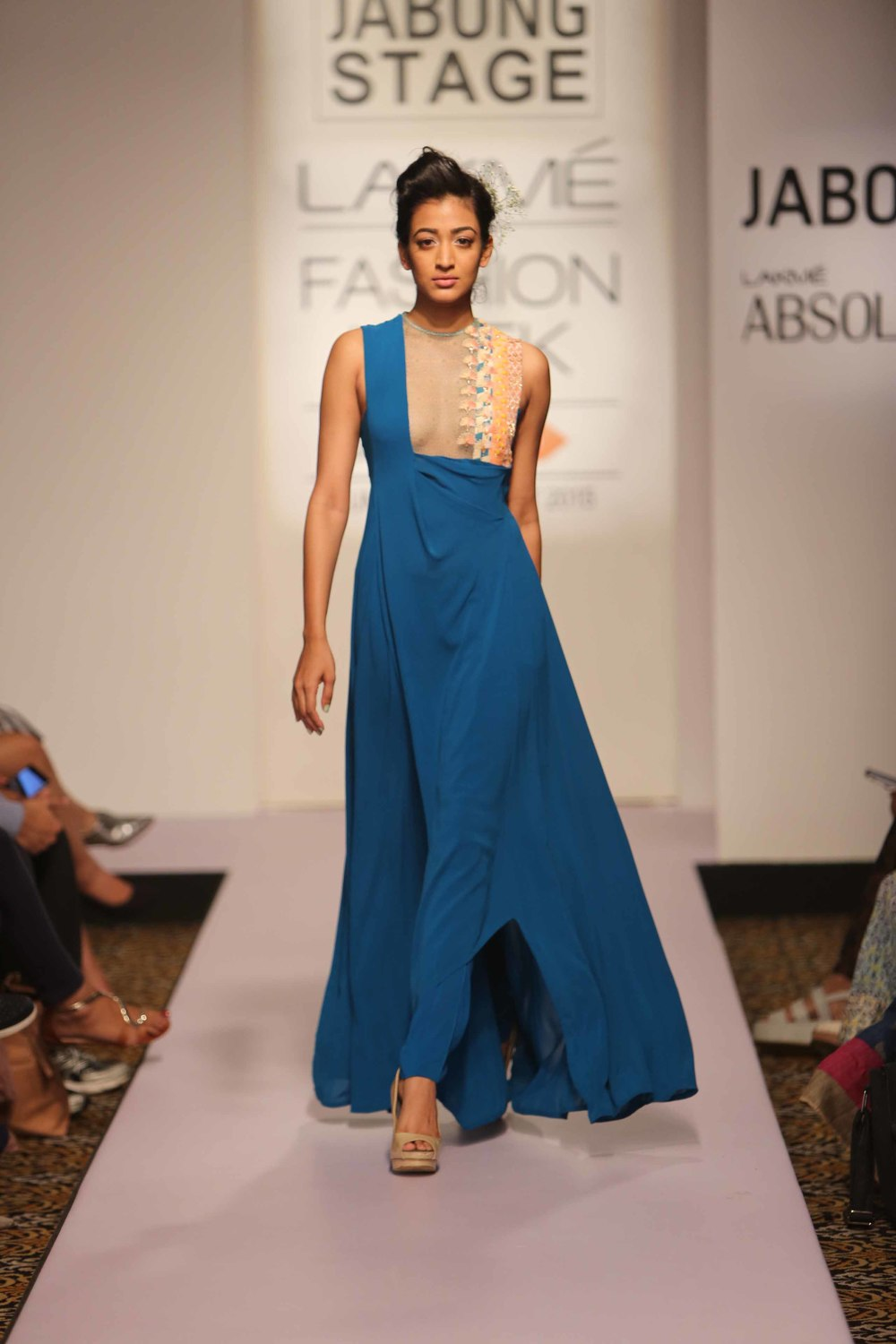 Madsam Tinzin  - Lakme Fashion Week Summer/Resort 2015