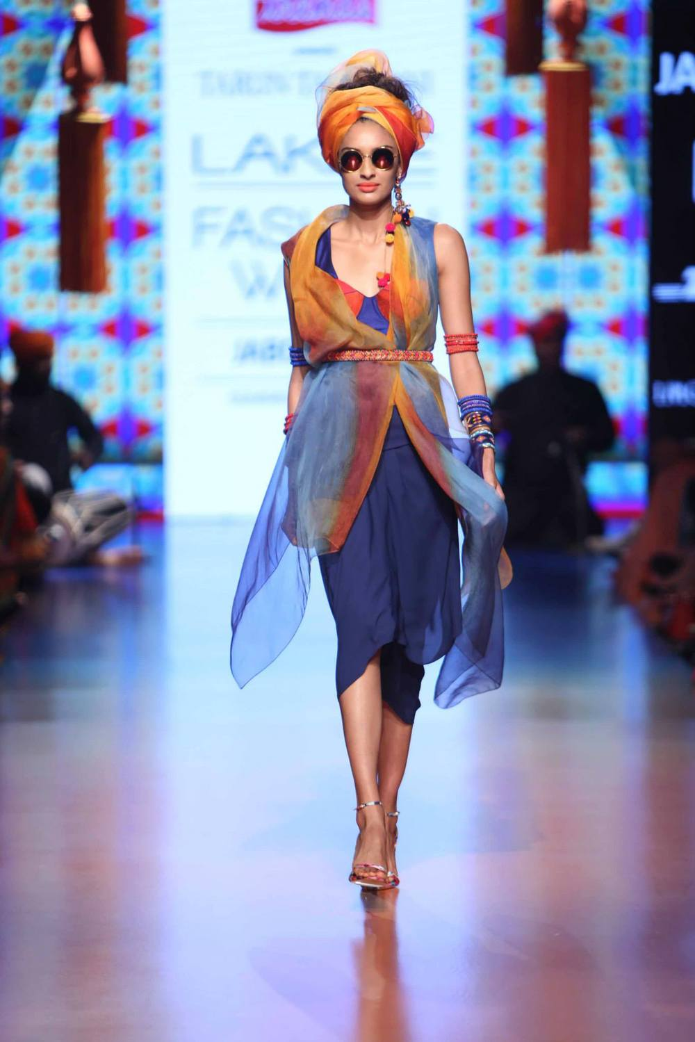 Tarun Tahiliani  - Lakme Fashion Week Summer/Resort 2015