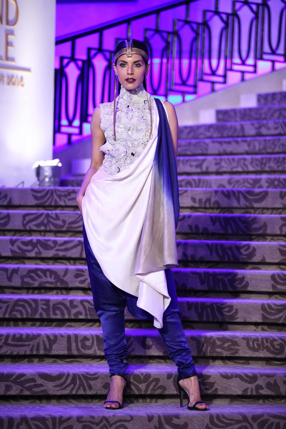 Anamika Khanna - Grand Finale - Lakme Fashion Week Summer/Resort 2015
