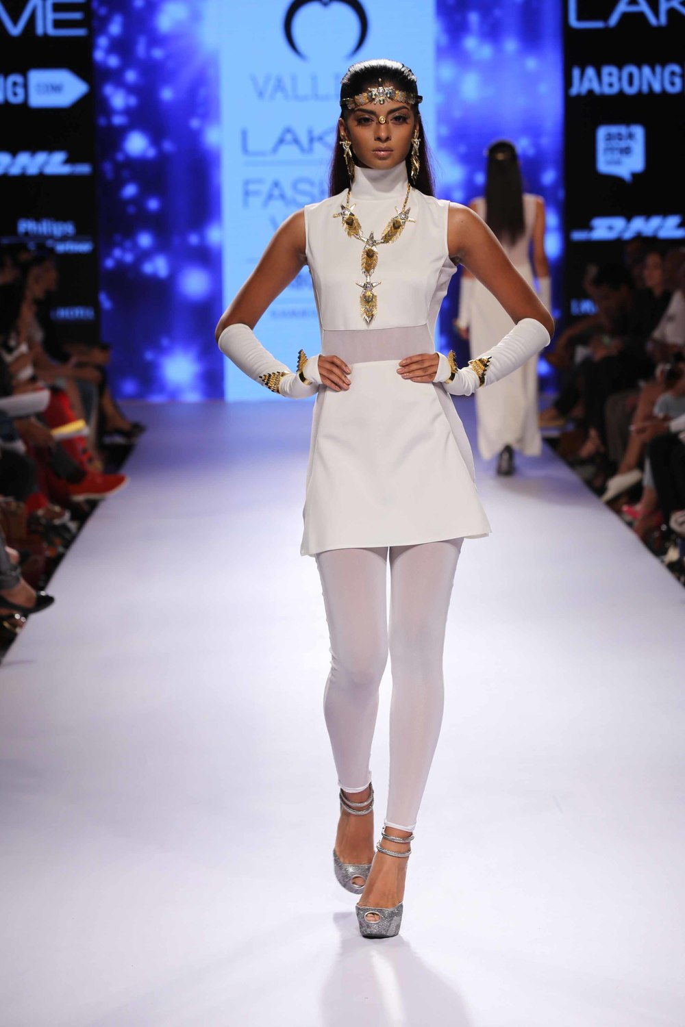 Valliyan by Nitya Arora - Lakme Fashion Week Summer/Resort 2015