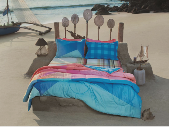 SPACES Home & Beyond Spring/Summer 2015 Boho Chic Collection