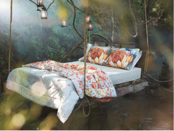 SPACES Home & Beyond Spring/Summer 2015 Courtyard Collection