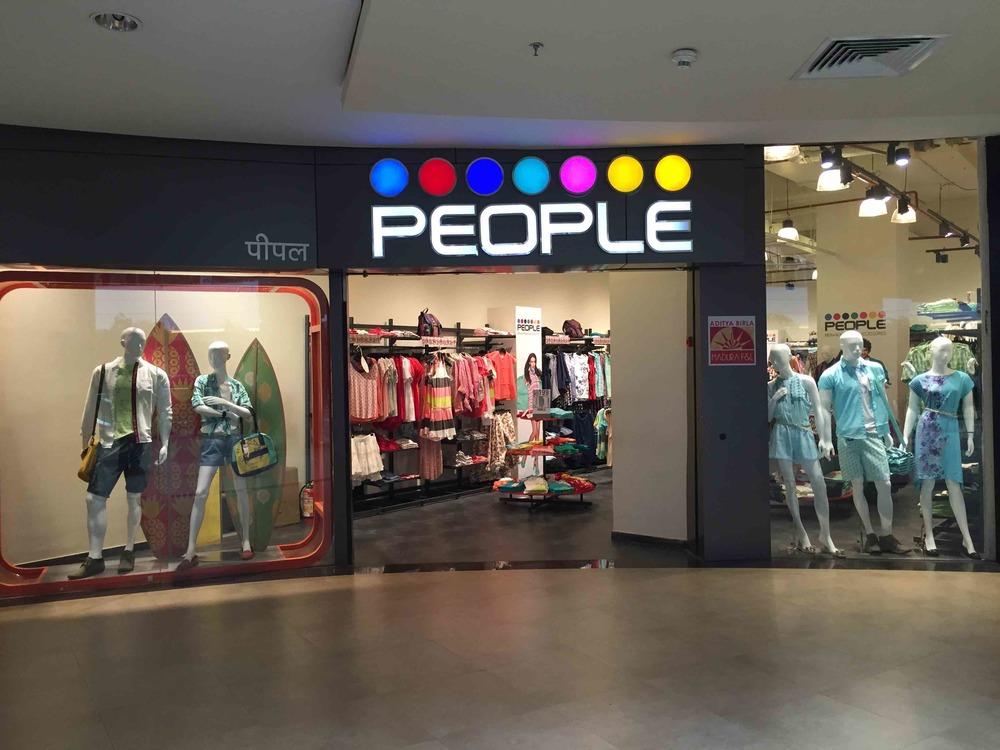 People Store - Phoenix Market City, Kurla, Mumbai