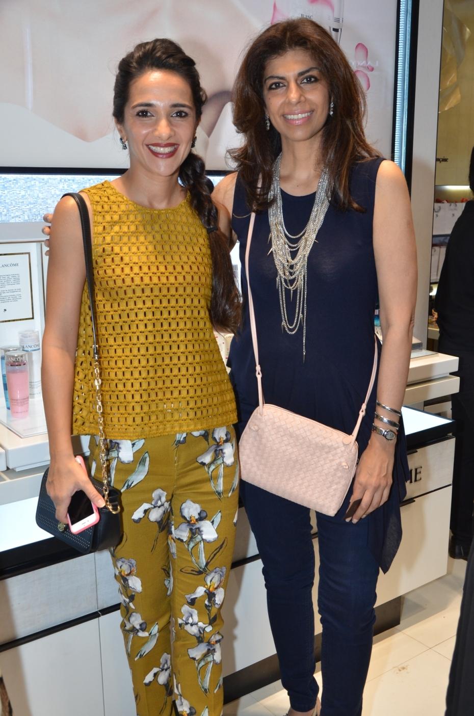 Tara Sharma & Zeba Kohli