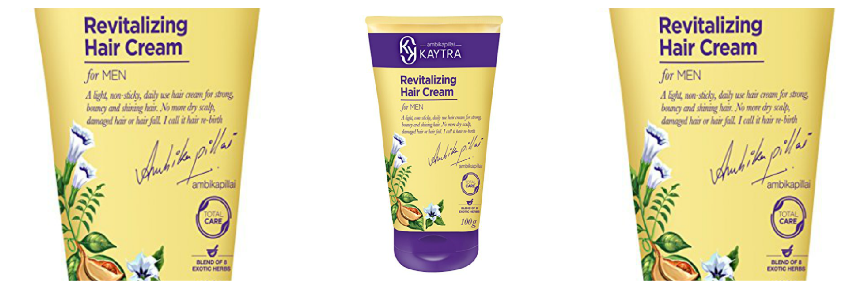 Kaytra Revitalizing Hair Cream The Purple Window