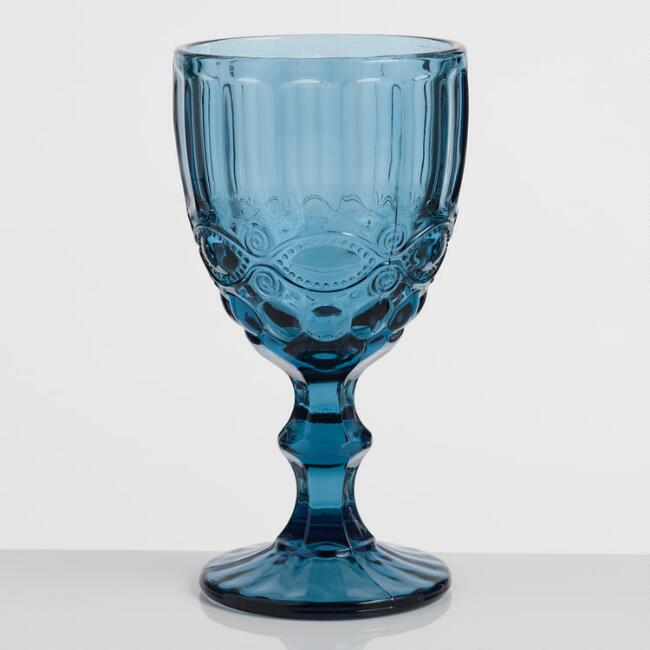Marnie Rae Blue Glass Goblets.jpg