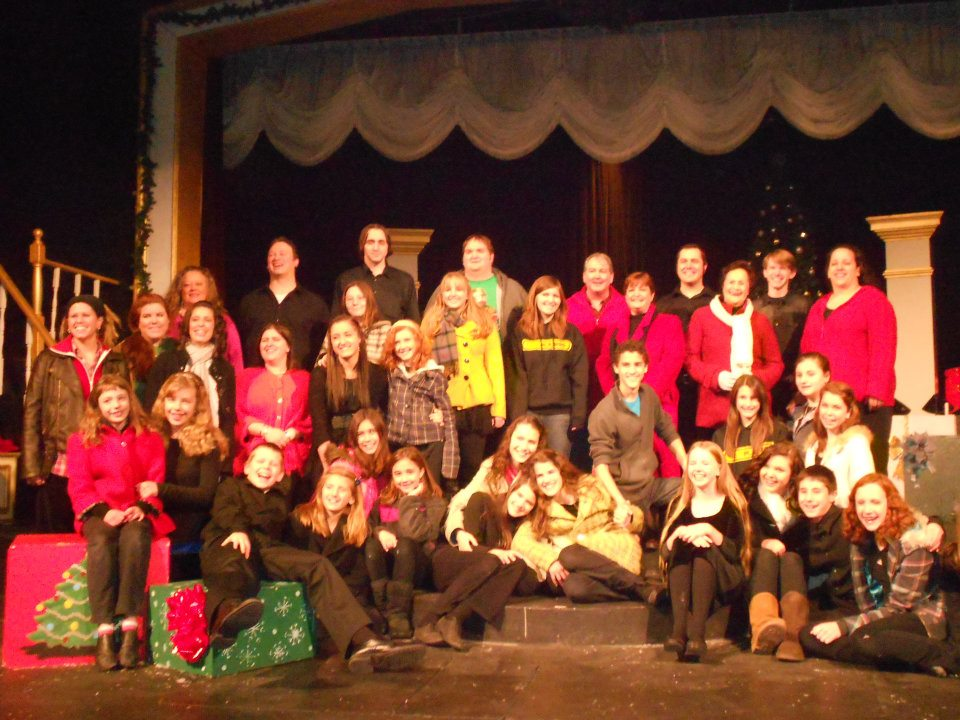 CHRISTMAS REVUE 2011