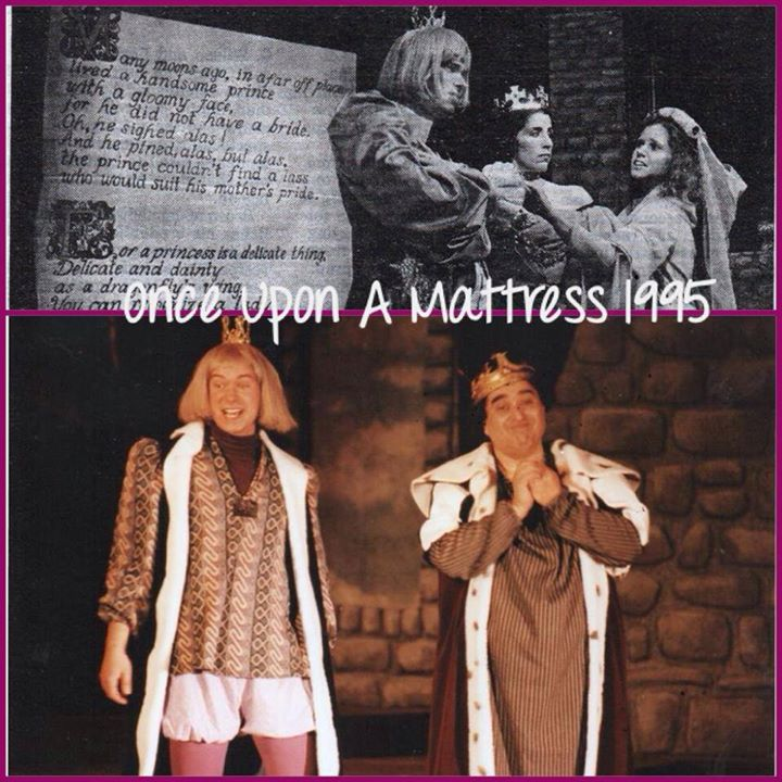 ONCE UPON A MATTRESS (1995)