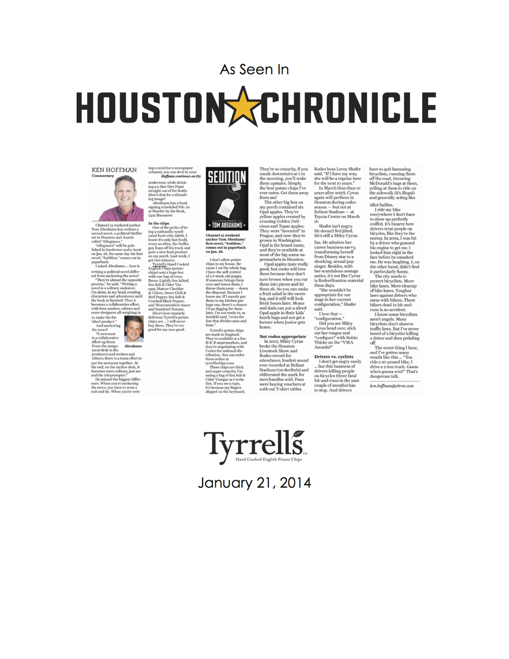 Tyrrells Coverage As Seen In Houston Chronicle copy.jpg