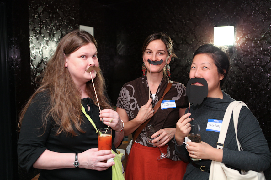 Tyrrells Launch - Esther, Sara and Carolina.jpg