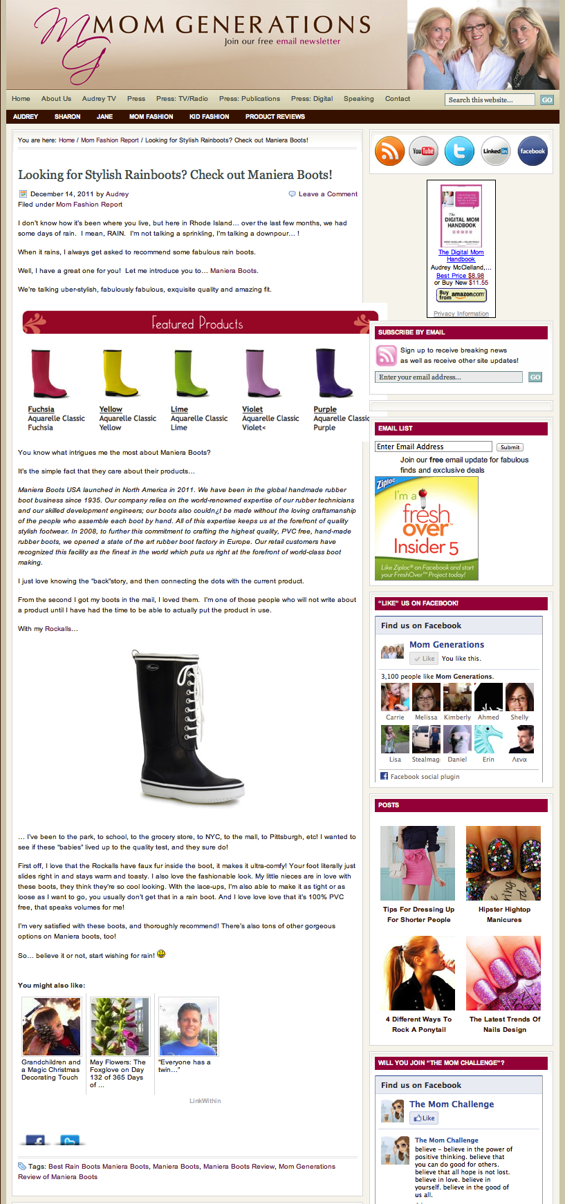 Mom Generations - Maniera Rain Boots Review (1).jpg