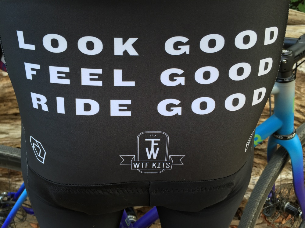 Look Good, Feel Good, Ride Good