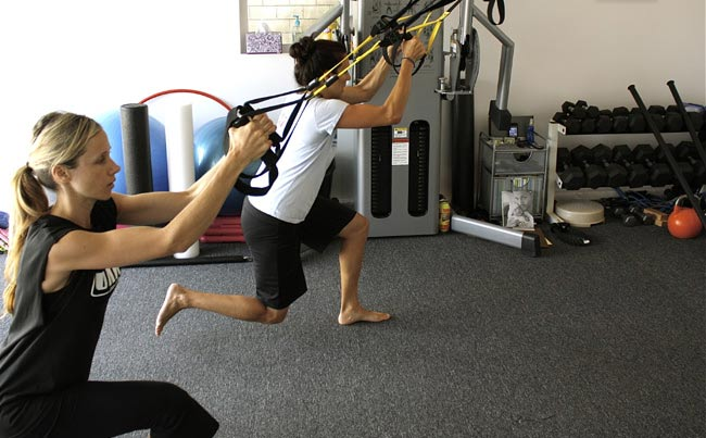 1 on 1 Personal Training, click to learn more...