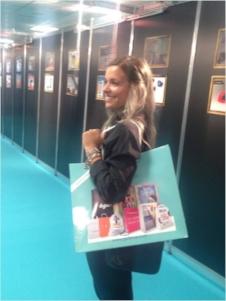 Jess Hadley @ The BPMA Show 2016