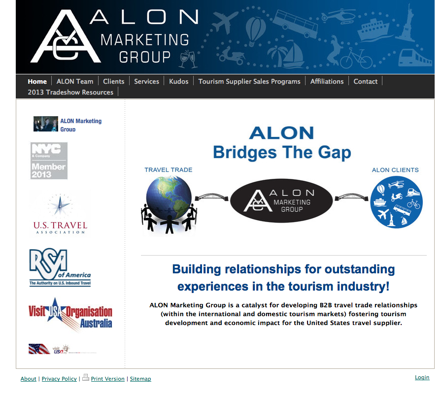 www.alonmarketing.com