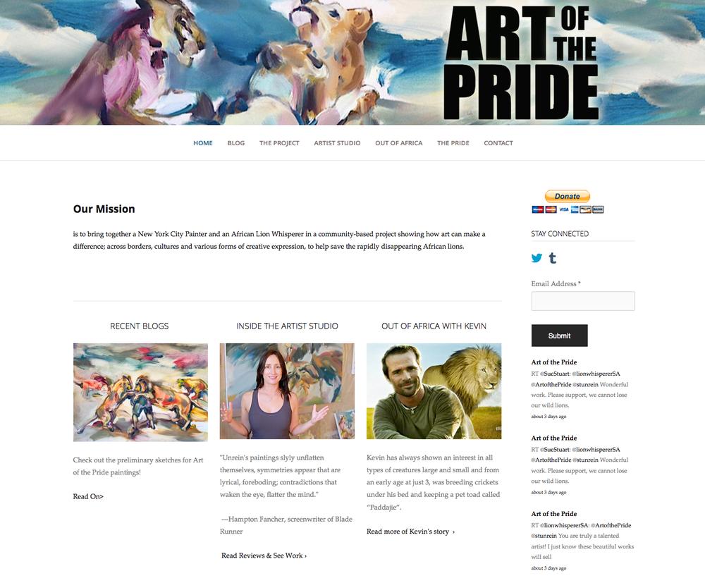 www.artofthepride.com