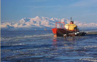 Port Anchorage, Alaska