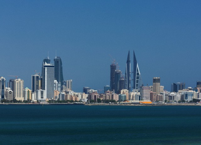 Port Bahrain, Middle East