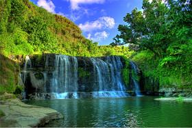 Talofofo Falls, Guam, USA